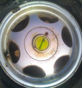 Литые диски  r13