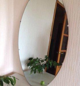Зеркало 100*0,60 см