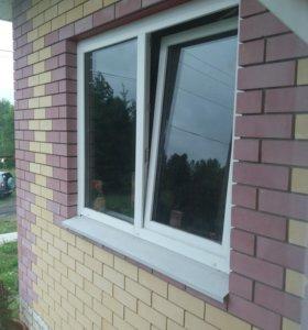 Окна, балконы/лоджии ПВХ, двери, гаражные ворота
