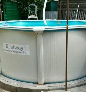 Бассейн морозоустойчивый Bestway 305*122