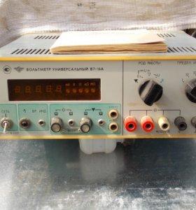 вольтметр универсальный В7-16А