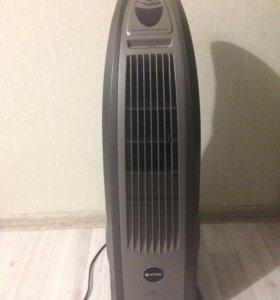 Напольный вентилятор высокой мощности от Vitek