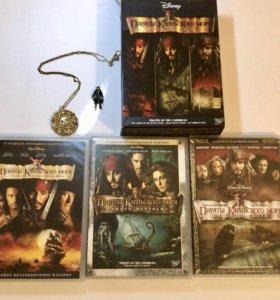DVD + подарки 🎁
