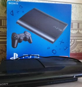 PS3+ 5 игры+HDMI кабель