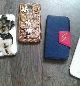 Чехлы для Galaxy S4