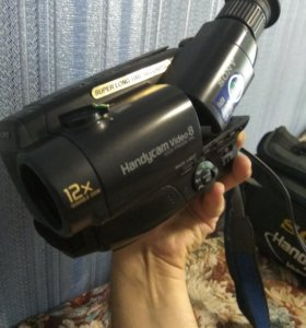 Видеокамера SONY HANDYCAM Video 8 CCD-TR420E PAL