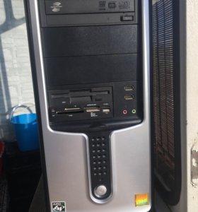 Компьютер 2ядра Athlon64 X2 4400+/2Gb/250Gb/GF8800