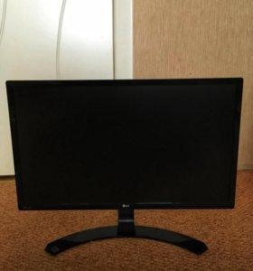 Продаю игровой монитор LG 22MP58D-P