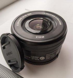 Sony 16-50mm f/3.5-5.6 KIT