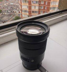Sony 18-105mm f/4 G OSS