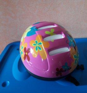 Новый шлем защитный 4-7 лет