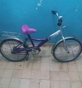 велосипед детский диаметр колеса 20