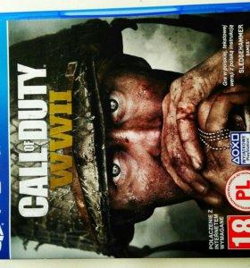 Игра Coll of Duty ww2