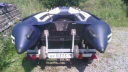 Лодка + мотор+ прицеп