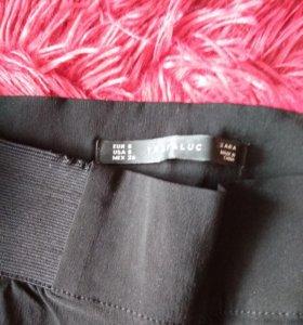 Новые узкие брюки zara и пиджак