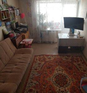 Квартира, 1 комната, 34.4 м²