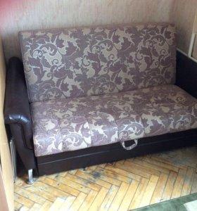 Диван , кресло кровать, и стенка фотки нет