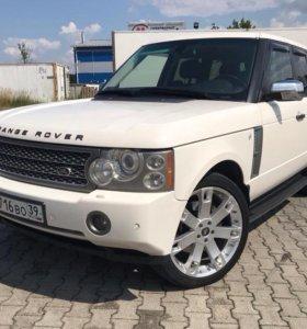 Land Rover Range Rover, 2008