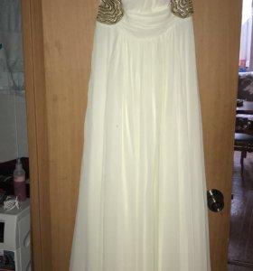 Платье вечерние - свадебное