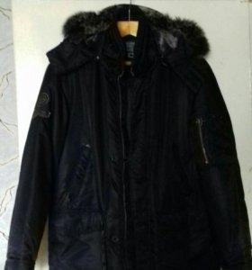 Аляска зимняя куртка