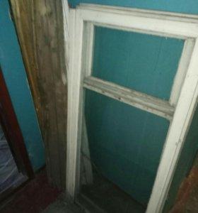Двери и окна даром