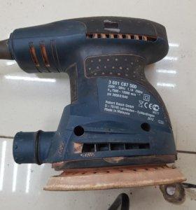Шлейф машинка bosch gex 125-1ae