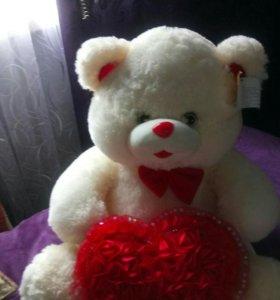 игрушка медведь новая