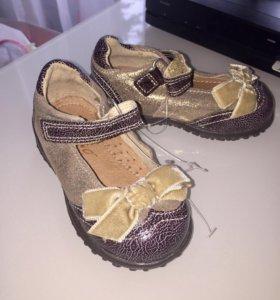 Туфли детские ‼️Новые‼️