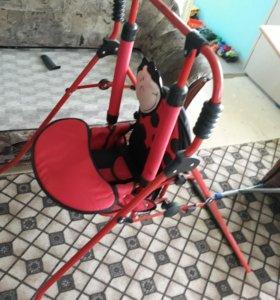 Детские складные качели