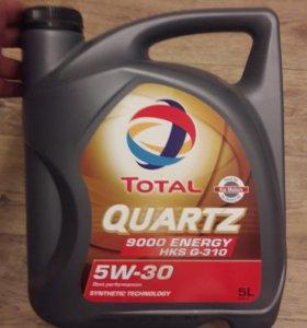 Масло Total quartz 9000enerdgy