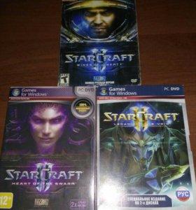 Трилогия StarCraft 2