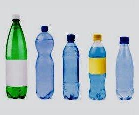 Пустые пластиковые бутылки