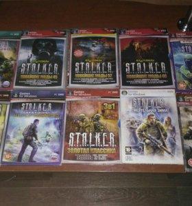 Антология игр серии S.T.A.L.K.E.R
