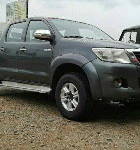 Toyota Hilux, 2012