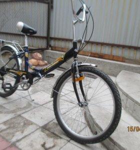 Велосипед складной Favorit Catalonia