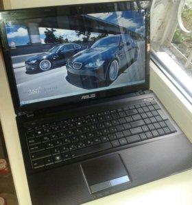 Шустрый ноутбук Asus X53U