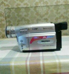 Цифровая видеокамера Panasonic nv -vz 18