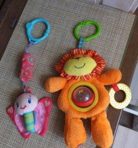 Фирменные игрушки в отличном состоянии
