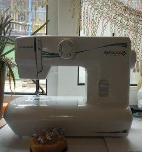 Швейная машинка AstraLux green line2