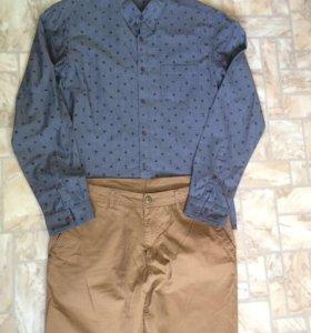 Рубашки и брюки 48 размер