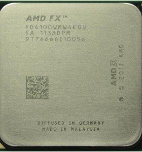 Процессор AMD FX 4100, SocketAM3+