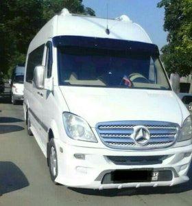 Пассажирские перевозки,аренда  заказ микроавтобуса