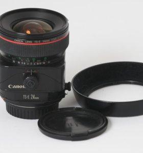 Canon TS-E 24 3.5