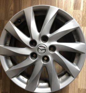 Литой диск Mazda 6