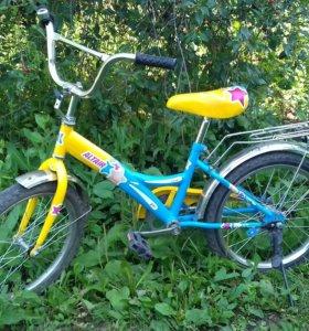Велосипед детский от 5 до 9 лет