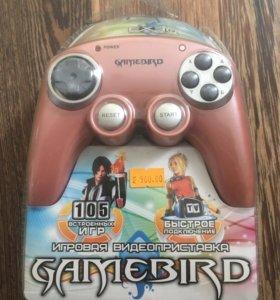 Портативная игровая приставка Gamebird