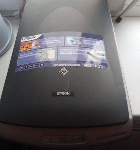 Сканер Epson 1660
