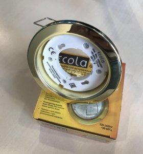 Светильник GX53 Gold