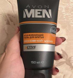 Ухаживающий гель для бритья мужской