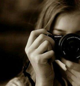Помошник фотографа